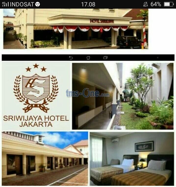 Tms One Com Hotel Sriwijaya Bintang 3 Jakarta Pusat