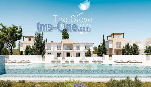 The GROVE Private Villas at KOLONI, PAFOS - CYPRUS by PAFILIA Property Developers Ltd