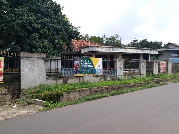 Hitung Tanah Saja LT=667-m2 SHM di Jl. Salabenda Kayumanis - Bogor