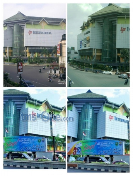 Dijual Mall Tertua di Palembang International Palza (IP)