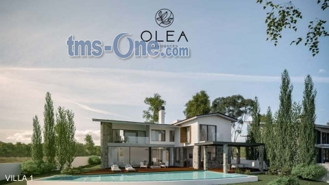 OLEA Residences at PEYIA, PAFOS - CYPRUS by PAFILIA Property Developers Ltd