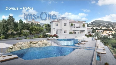 DOMUS at TALA, PAFOS - CYPRUS by PAFILIA Property Developers Ltd