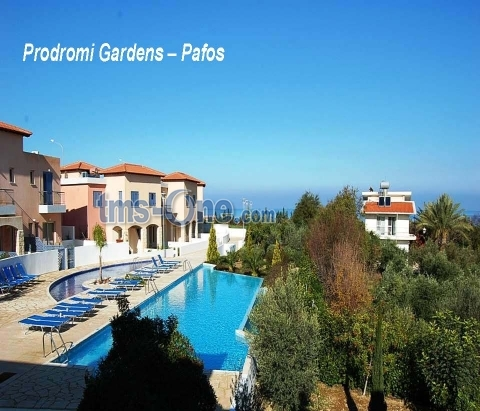 PRODROMI Gardens at POLIS, PAFOS - CYPRUS by PAFILIA Property Developers Ltd