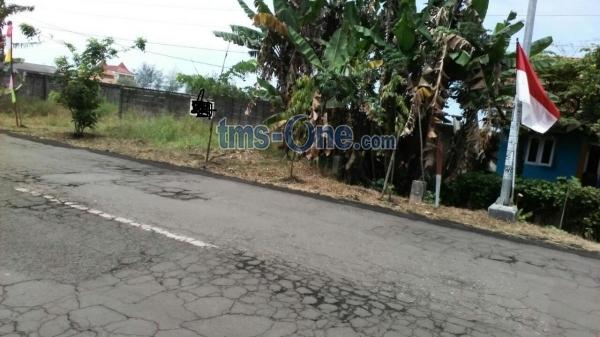 Tanah lokasi strategis di Jl. Lingkar Timur, kel. Menganti, kec. Kesugihan, CIlacap - Jawa Tengah, SHM