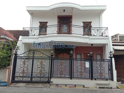 Rumah LB 240-m2 di jl. Bulustalan, Semarang - Jawa Tengah
