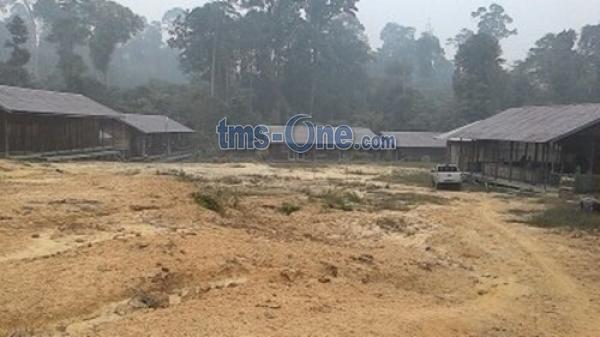 TAMBANG EMAS di Gunung Mas Palangkaraya KALIMANTAN TENGAH -INDONESIA