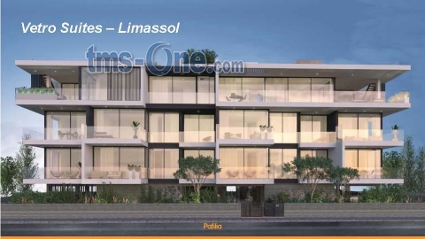 VETRO Suites at AGIOS ATHANASIOS, LIMASSOL - CYPRUS by PAFILIA Property Developers Ltd